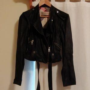 Burberry Brit Moto Jacket